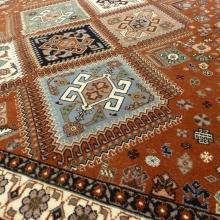 handgeknüpfte teppiche erkennen