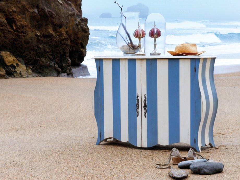 Bahut cabane de plage